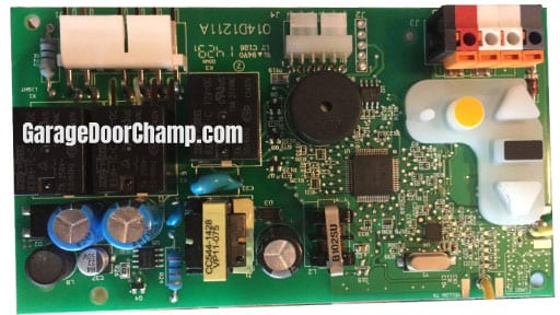 Garage Door Opener - Circuit Board