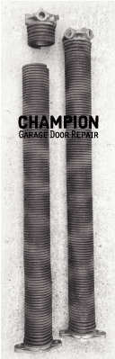 Garage Door Broken Spring
