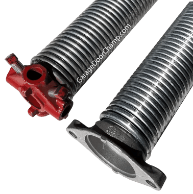 Galvanized Torsion Springs